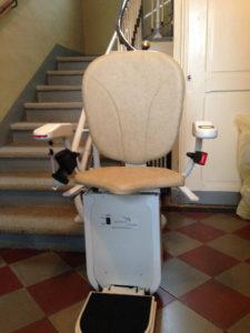 Immagine in dettaglio poltroncina Ergo Curva con seduta PLUS preventivi presso LOVATOBIKE SRLS